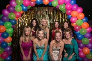 second chance prom portraits