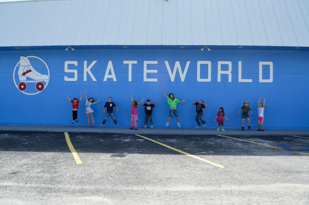 beat the heat skateworld lakeland