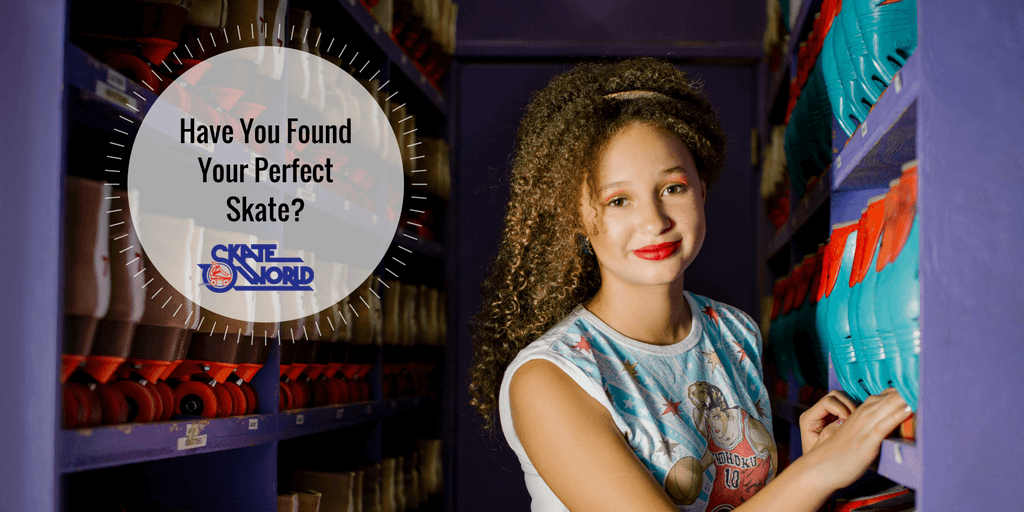finding perfect roller skates
