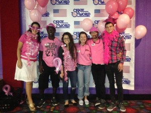 breast cancer awareness skate