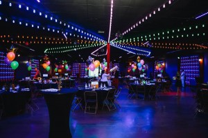 skate world party decor